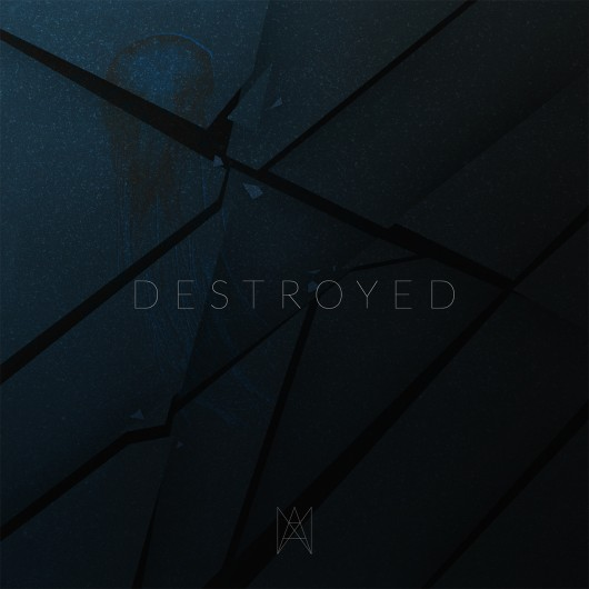 ANA ANA Destroyed EP Cover